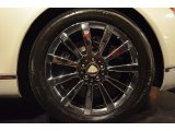 Maybach 57 2008 Wheels and Tires