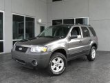 2006 Dark Shadow Grey Metallic Ford Escape XLT V6 #9554118