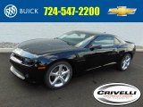 2015 Black Chevrolet Camaro LT/RS Coupe #96507956