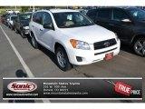 2011 Super White Toyota RAV4 I4 4WD #96507459