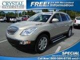 2010 Gold Mist Metallic Buick Enclave CXL #96508043