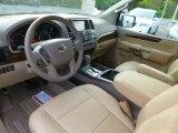 2014 Nissan Armada Interiors