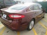 2015 Bronze Fire Metallic Ford Fusion Hybrid SE #96544515
