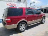 2014 Ruby Red Ford Expedition XLT #96544507