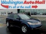 2005 Midnight Blue Pearl Nissan Murano SL AWD #96544591