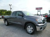 2012 Magnetic Gray Metallic Toyota Tundra SR5 Double Cab 4x4 #96544963