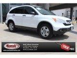 2007 Taffeta White Honda CR-V LX #96544786