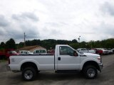 2015 Oxford White Ford F250 Super Duty XL Regular Cab 4x4 #96544486