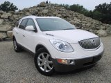 White Opal Buick Enclave in 2008