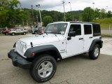 2015 Jeep Wrangler Unlimited Bright White