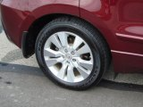 Acura RDX 2012 Wheels and Tires