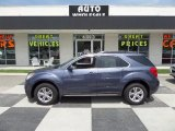 2014 Atlantis Blue Metallic Chevrolet Equinox LT #96592301
