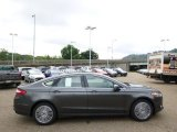 2015 Magnetic Metallic Ford Fusion SE AWD #96592134