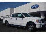 2014 Oxford White Ford F150 STX SuperCrew #96592187