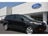 2014 Tuxedo Black Ford Escape S #96592186