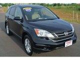2010 Crystal Black Pearl Honda CR-V EX-L #96592423