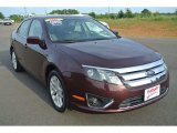 2012 Bordeaux Reserve Metallic Ford Fusion SEL V6 #96592422