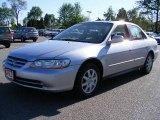 2002 Satin Silver Metallic Honda Accord SE Sedan #9562863