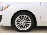 Subaru Impreza 2013 Wheels and Tires