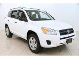 2011 Super White Toyota RAV4 I4 4WD #96592408