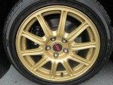 Subaru Impreza 2009 Wheels and Tires