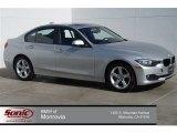 2014 Glacier Silver Metallic BMW 3 Series 320i Sedan #96592249
