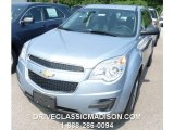 2014 Silver Topaz Metallic Chevrolet Equinox LS #96592382
