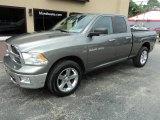 2012 Mineral Gray Metallic Dodge Ram 1500 SLT Quad Cab 4x4 #96630184