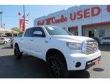 2013 Super White Toyota Tundra Platinum CrewMax 4x4 #96630057