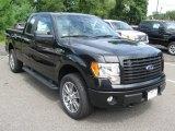 2014 Tuxedo Black Ford F150 STX SuperCab 4x4 #96645911