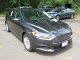 2015 Magnetic Metallic Ford Fusion S #96645923