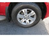 Nissan Pathfinder 2010 Wheels and Tires
