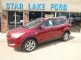 2014 Ruby Red Ford Escape Titanium 2.0L EcoBoost 4WD #96648922