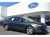 2015 Guard Metallic Ford Fusion SE #96648701