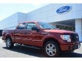 2014 Sunset Ford F150 STX SuperCrew #96648697