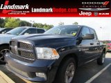 2012 True Blue Pearl Dodge Ram 1500 ST Quad Cab #96648689