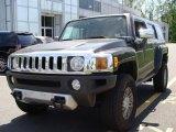 2009 Black Hummer H3 Alpha #9557607