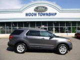2011 Sterling Grey Metallic Ford Explorer XLT 4WD #96648780