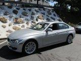 2013 Glacier Silver Metallic BMW 3 Series 335i xDrive Sedan #96680352