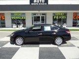 2014 Super Black Nissan Sentra S #96680178