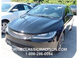 2015 Black Chrysler 200 S #96680228