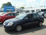 2007 Dark Blue Metallic Chevrolet Malibu LS Sedan #96679978