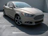 2015 Tectonic Silver Metallic Ford Fusion SE #96680077