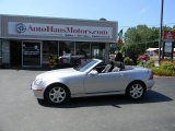 2001 Brilliant Silver Metallic Mercedes-Benz SLK 230 Kompressor Roadster #96680202