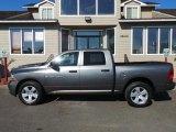 2012 Mineral Gray Metallic Dodge Ram 1500 ST Crew Cab 4x4 #96680279