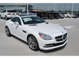 2015 Mercedes-Benz SLK Polar White
