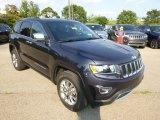 2015 Jeep Grand Cherokee Maximum Steel Metallic