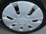 Mitsubishi Mirage 2015 Wheels and Tires