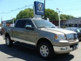 2006 Arizona Beige Metallic Lincoln Mark LT SuperCrew 4x4 #9555495