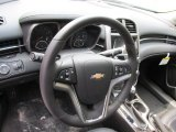 2015 Chevrolet Malibu LTZ Steering Wheel